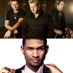 Rascal Flatts and Grammy winner Usher to perform during NBA finals