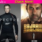 CLASH ALERT: James Bond and Salman Khan's Bajrangi Bhaijaan to release on the same day!