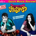 Second Hand Husband quick movie review: Tina Ahuja – Gippy Grewal and Dharmendra's slapstick comedy is good but has flaws!