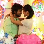36 LIPLOCK retakes! Yes that's what took GV Prakash Kumar and Manisha Yadav for a scene in Trisha Illana Nayanthara