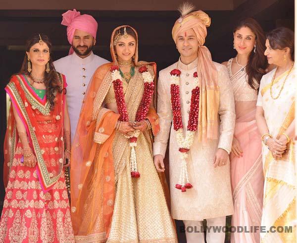 Soha Ali Khan I And Kunal Khemu Got Married To Make Our Pas Hy