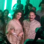 Just In: Jacqueline Fernandez, Kabir Khan and Zarine Khan arrive at Baba Siddique's Iftaar party!