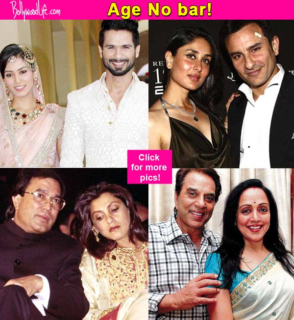 saif and kareena wedding age difference in dating