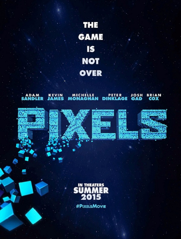 Adam Sandler, Peter Dinklage sci-fi comedy Pixels will attack screens on July 31!