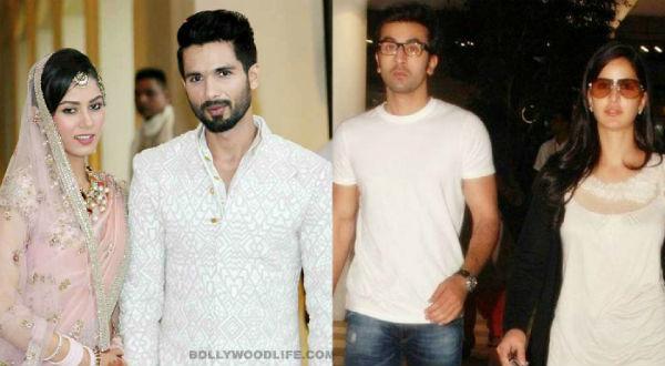 After Shahid Kapoor Mira Rajput Its Time For Ranbir Kapoor And Katrina Kaifs Wedding
