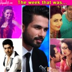 Shahid Kapoor, Salman Khan, Sanaya Irani, Gurmeet Choudhary –  Meet the top 5 news makers of the week!