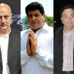 Bollywood feels FTII deserves a better qualified person than Gajendra Chauhan – Rishi Kapoor, Anupam Kher and Nikhil Advani speak up against the chairman!