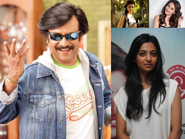 After Deepika Padukone and Sonakshi Sinha, Rajinikanth to now romance Radhika Apte in his next?
