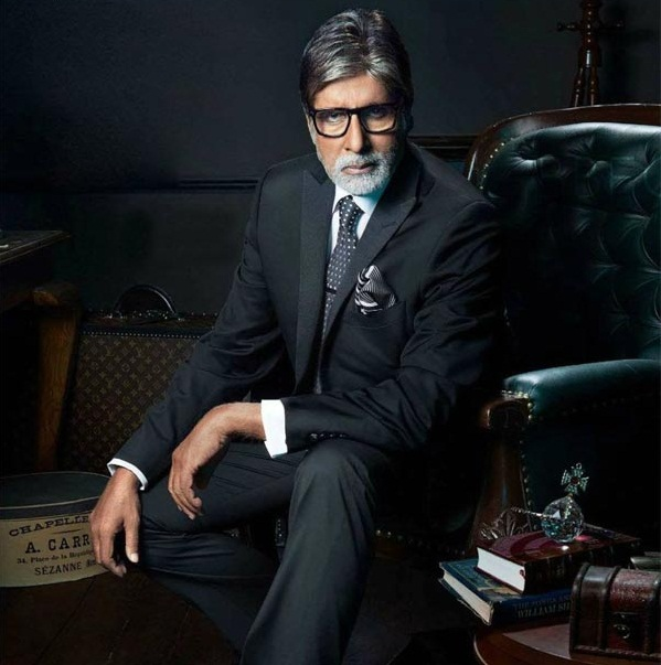 Amitabh Bachchan blasts an angry motorist who called him a third rate actor