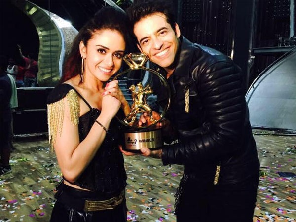 Nach Baliye 7 winner Amruta Khanvilkar believes being underdogs helped them win!