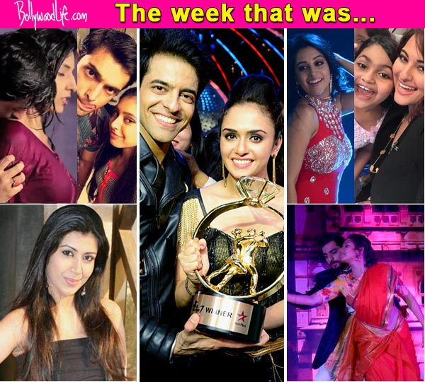Drashti Dhami, Niti Taylor, Parth Samthaan, Ankita Bhargava, Amruta Khanvilkar – Meet the 5 telly town newsmakers of this week