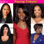 Oprah Winfrey, Ava DuVernay and few other Hollywood celebs pay tribute to Bobbi Kristina Brown!