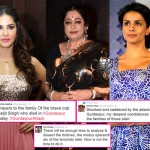 Sunny Leone, Kirron Kher, Gul Panag react to Gurdaspur terror attack!