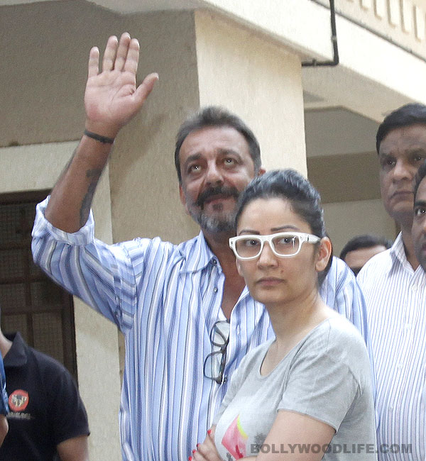 Sanjay dutt to get a birthday gift if his wife maanyata has her sanjay dutt to get a birthday gift if his wife maanyata has her way negle Choice Image