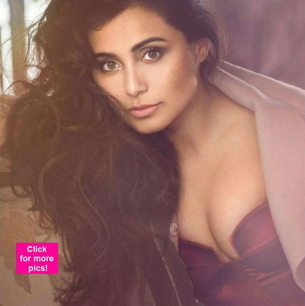 Rani mukherjee sexy movies