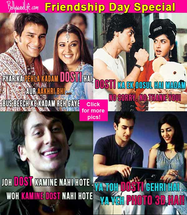 Friendship Day Quotes Song
