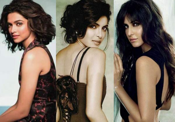 Priyanka Chopra, Deepika Padukone or Katrina Kaif – Vote for Bollywood's friendliest actress!