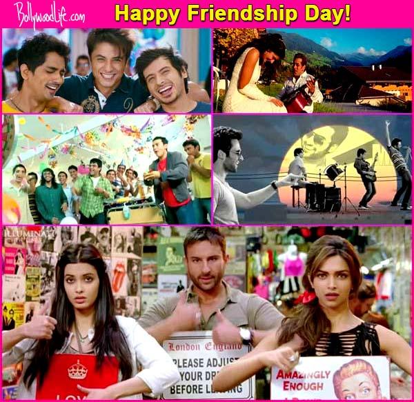 Salman Khan, Deepika Padukone, Aamir Khan, Katrina Kaif's friendship day songs CANNOT be missed
