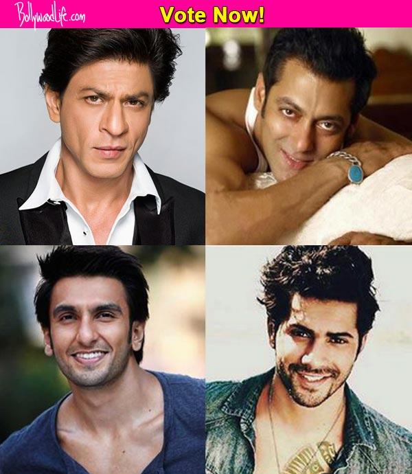 Shah Rukh Khan, Salman Khan or Varun Dhawan – Who is the friendliest Bollywood actor?