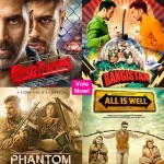 Brothers, Bangistan, All Is Well, Manjhi, Phantom, Jaanisaar – which film are you excited about in August?