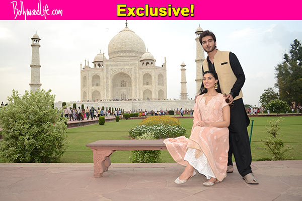 HQ Images – What's cooking between Pernia Qureshi and her Jaanisaar co-star Imran Abbas?