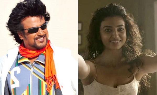 Confirmed: Radhika Apte is Rajinikanth's next heroine!
