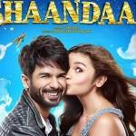 Alia Bhatt hopes her film Shaandaar with Shahid Kapoor makes it to 100 crore hearts!