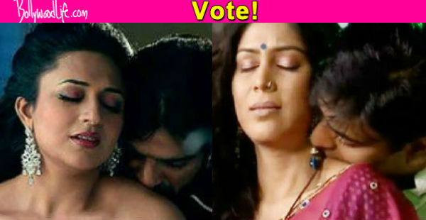 Yeh Hai Mohabbatein's Raman-Ishita or Bade Achhe Lagte Hain's Ram-Priya, whose lovemaking scene did you like more? Vote!