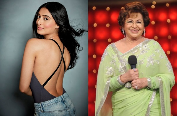 Jaanisaar star Pernia Qureshi received the best compliment from veteran actress Helen