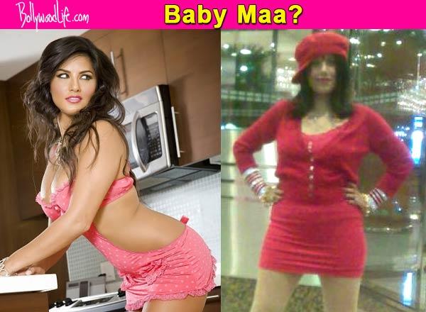 Say what? Shri Radhe Maa a fan of Sunny Leone?