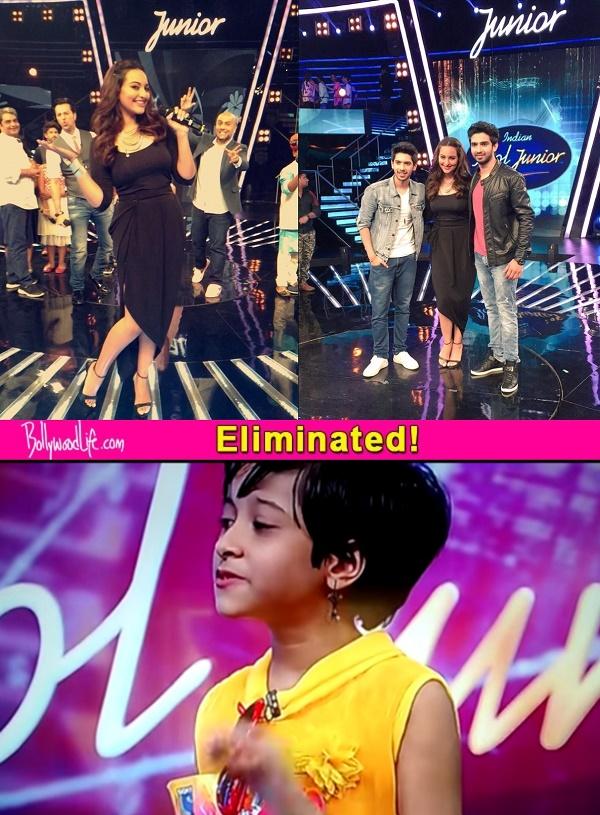 Indian Idol Junior 2 eliminations: Ranita Banerjee out of Sonakshi Sinha's singing reality show