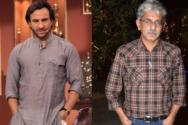 After Agent Vinod, Sriram Raghavan to make another thriller with Saif Ali Khan?