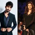 After Shahid Kapoor, Sushmita Sen to debut on small screen as the judge of Comedy Superstar!