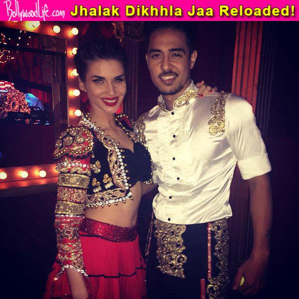 Jhalak Dikhhla Jaa Reloaded: Is Colors channel partial towards Scarlett Wilson?