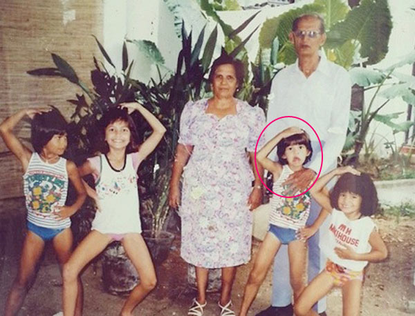 Can you guess Jacqueline Fernandez in this picture ...