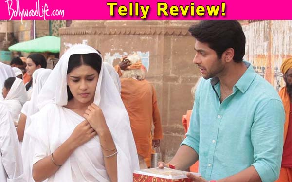 Ishq Ka Rang Safed TV Review: Mishal Raheja and Eisha Singh's show is decent but ruined by over dramatization!