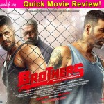 Brothers quick movie review: Akshay Kumar and Sidharth Malhotra's action drama is bogged down by its slow pace!