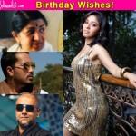 Sunidhi Chauhan birthday: Mika Singh, Lata Mangeshkar, Vishal Dadlani wish the diva with the golden voice!