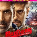 Brothers box office collection: Akshay Kumar – Sidharth Malhotra starrer rakes in Rs 15.20 crore