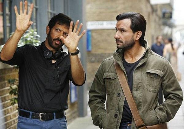 Saif Ali Khan compares his Phantom director Kabir Khan with JP Dutta