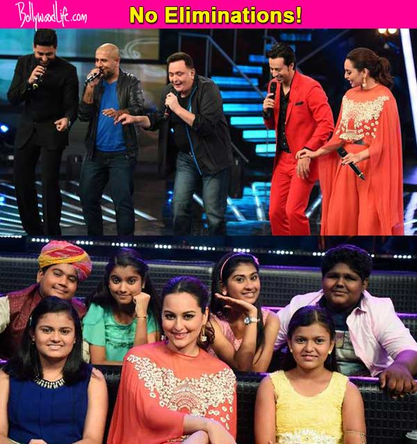 Indian Idol Junior 2: No eliminations this week makes Sonakshi Sinha's show truly special!