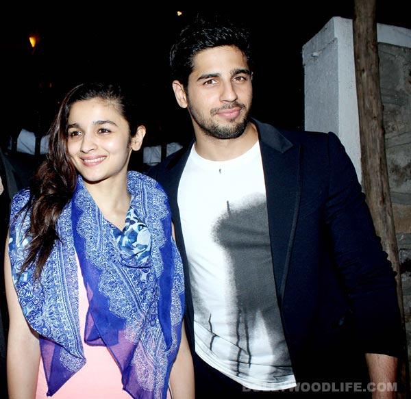 Alia Bhatt and Sidharth Malhotra ready to commit ...  Alia Bhatt and ...