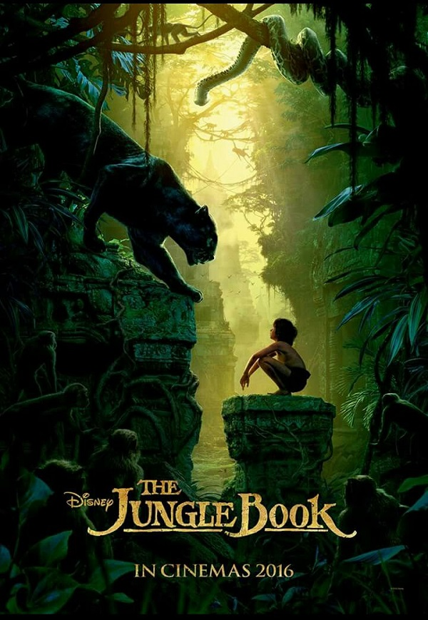 First look of Jon Favreau's The Jungle Book with Mowgli and Bagheera out!