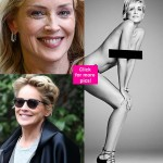 Have you checked out Sharon Stone's nude photoshoot for Harper's Bazaar!