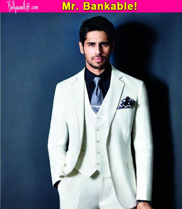 5 reasons why Sidharth Malhotra is Bollywood's 'Mr Bankable!'