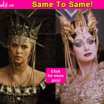 Sridevi's evil queen look in Puli inspired from Snow White and the Huntsman – view pics!
