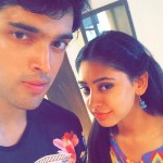Parth Samthaan and Niti Taylor aka Manik- Nandini wrap up the first season of MTV's Kaisi Yeh Yaariyan!