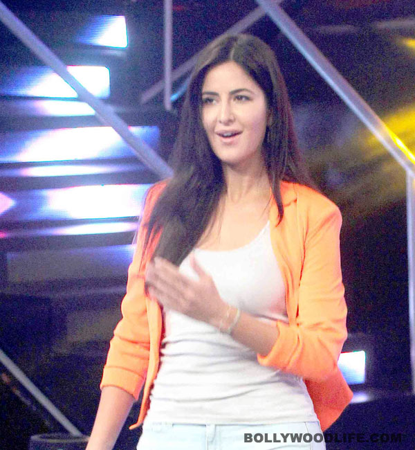 Katrina Kaif stalls the shoot of Indian Idol Junior!