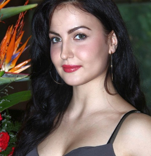 Elli Avram: You connect more with the audience when you do TV