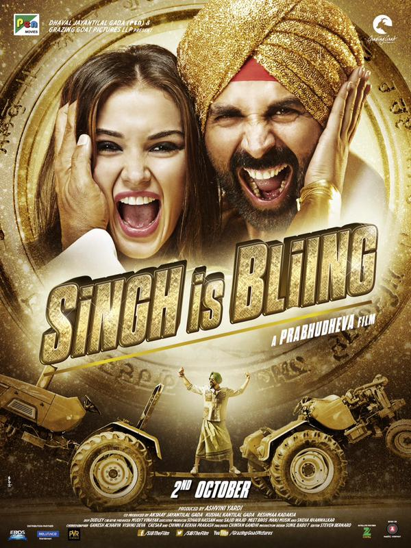 Akshay Kumar on Singh Is Bliing: It is not at all necessary that a movie on a 'sardaar' needs to be directed by a Punjabi